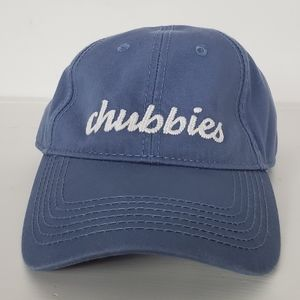 Chubbies Harding Lane Dad Hat Blue Adjustable